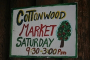 Cottonwood Market hosts season opener Saturday in Nelson